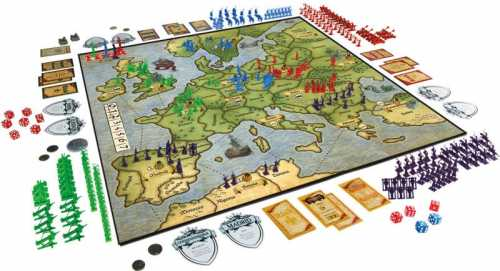 Risk Europe Trash Talk Board Game Forum There Will Be Games