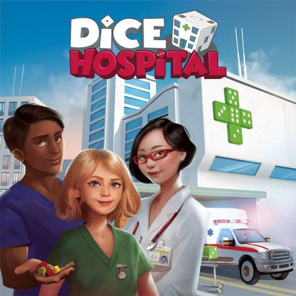 There Will Be Games: Dice Hospital Review image