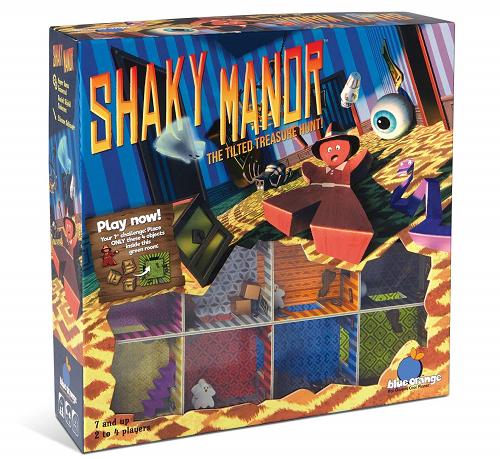 Shaky Manor Review