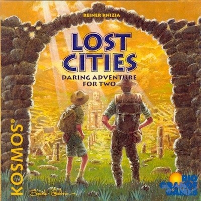 Lost Cities review