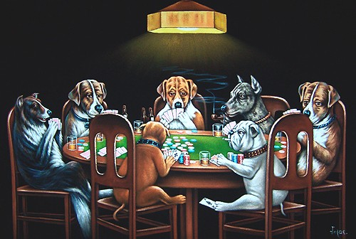 Gaming In The Doghouse - July 2015