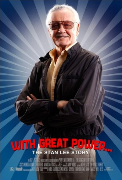 With Great Power; The Stan Lee Story - Tow Jockey Five Second Review