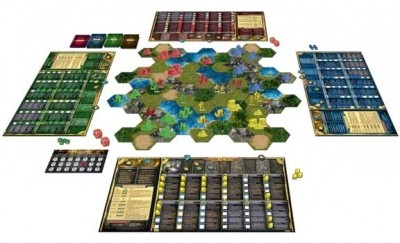 Barnestorming #Civ-lite- Clash of Cultures in Review, Kirby Cap, Hunger Games, The Knife