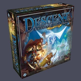 Descent 2 - Board Game Review - There Will Be Games