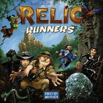Temple Hopping - Relic Runners Review
