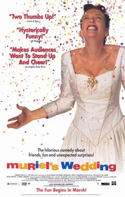 Muriel's Wedding - Tow Jockey Five Second Review