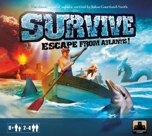 Survive Escape from Atlantis Review