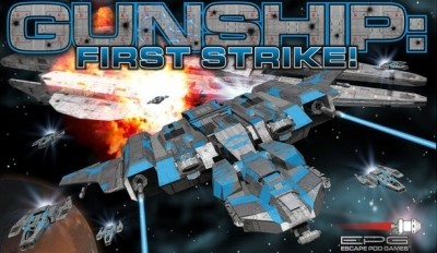 Barnestorming #Pew Pew- Gunship: First Strike in Review, Starcraft II, OMAC, The Hobbit part 2