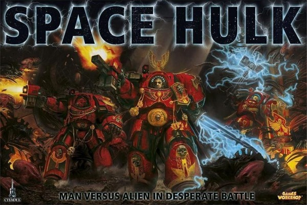 space hulk play through