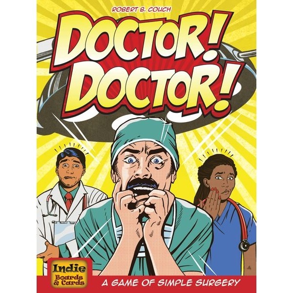 Doctor! Doctor! Board Game Review