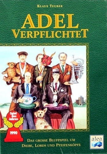 When Thieves Collide - Adel Verpflichtet Review