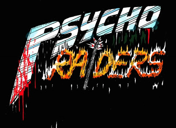 psycho raiders logo