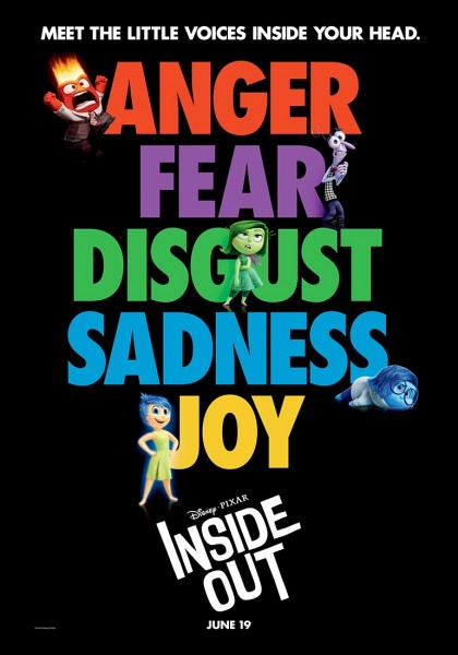 Inside Out - Barney's Incorrect Five Second Reviews