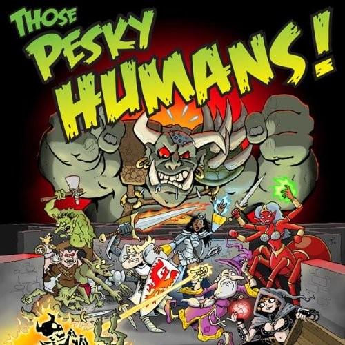 Those Pesky Dungeon Crawls...