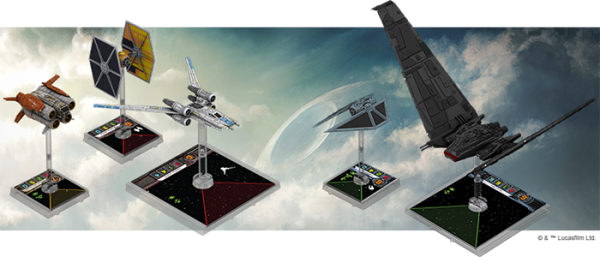 X-Wing Wave 10 Review - There Will Be Games