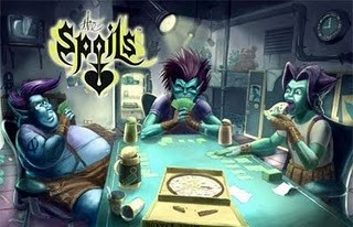 The Spoils - CCG Review