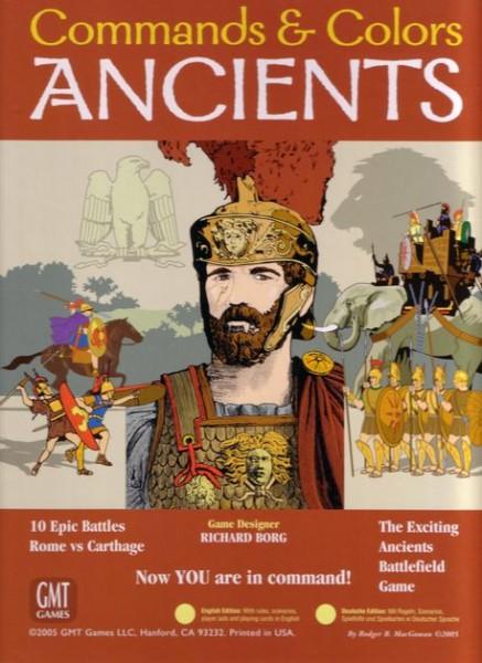Commands & Colors: Ancients Review