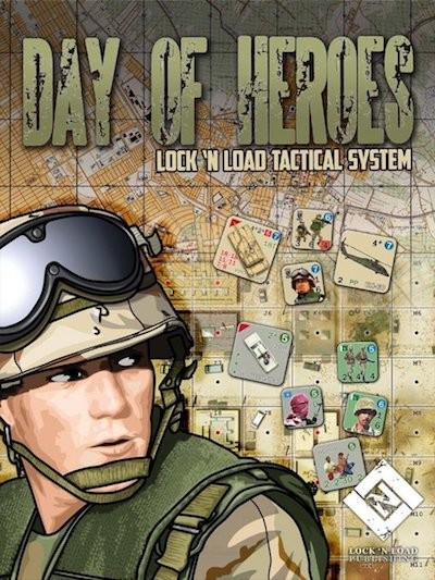 Lock 'n Load: A Day of Heroes - There Will Be Games