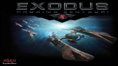Barnestorming #Revengeance- Exodus: Proxima Centauri in Review, iceage