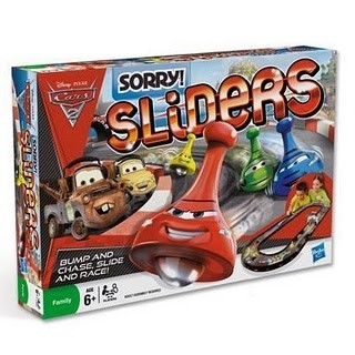 Sorry Sliders: Cars 2 - Review