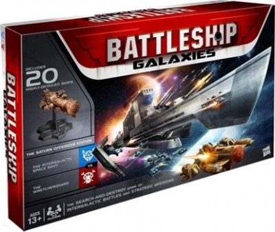 Battleship Galaxies - Boardgame Review