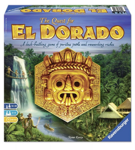 The Quest for El Dorado - There Will Be Games