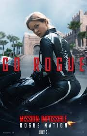 Mission: Impossible Rogue Nation - Barney's Incorrect Five Second Reviews