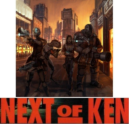 Next of Ken, Volume 76:  City of Remnants