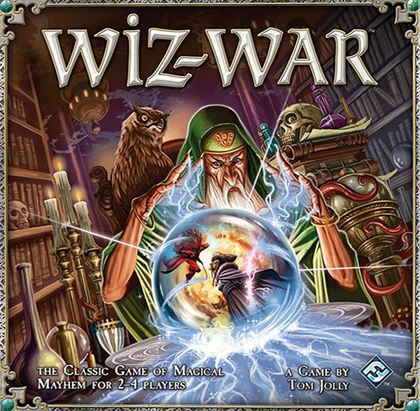 Wiz-War Review