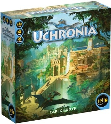 Rome Demands Dinosaurs - Uchronia Review