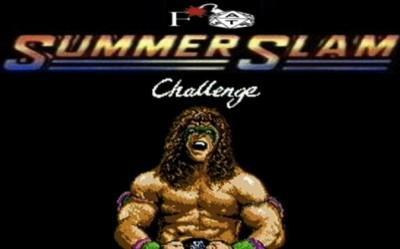 F:AT SummerSlam Challenge 2014