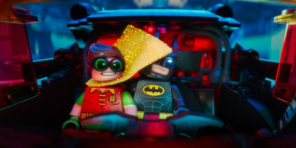 The Lego Batman Movie - Barney's Incorrect Five Second Reviews