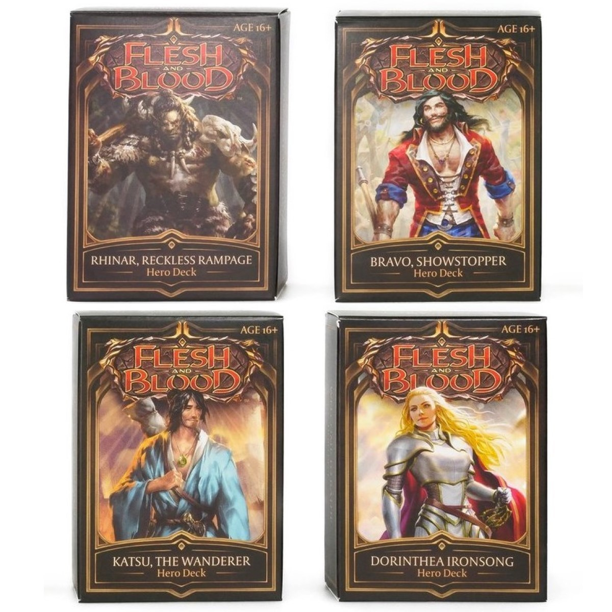 Flesh and Blood - A FABulous new TCG - There Will Be Games