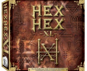 Spooky Trash-o-ween Game Reviews:  Hex Hex XL