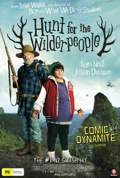 Hunt for the Wilderpeople - Barney's Incorrect Five Second Reviews