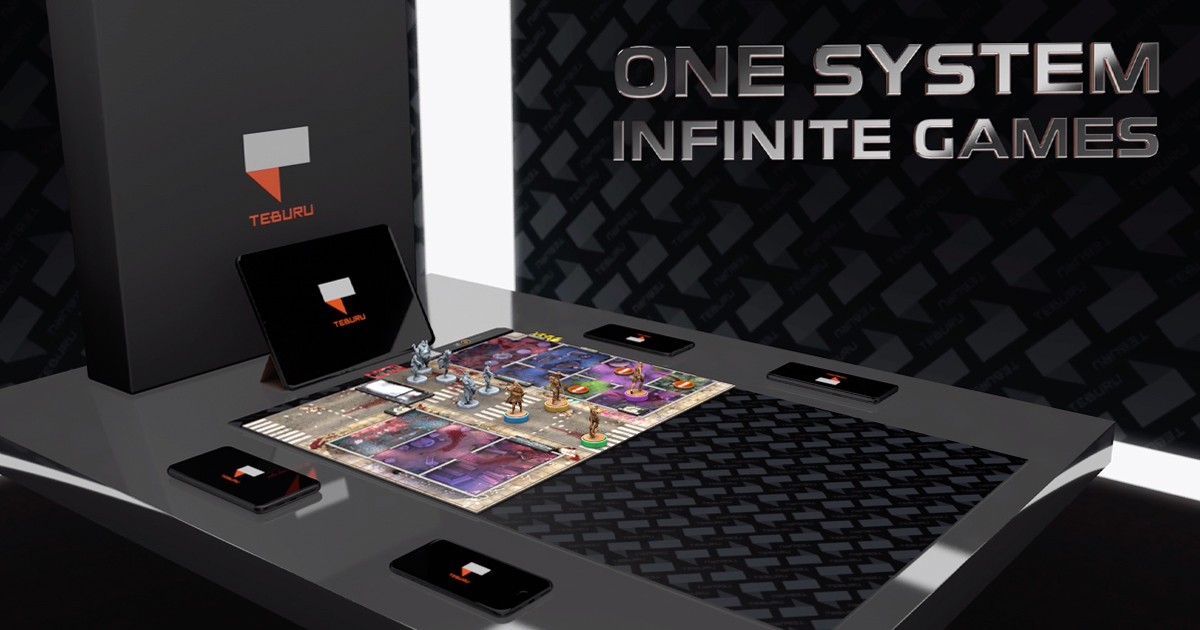 CMON and Xplored Announce New Digital Board Game Console