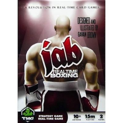Head-Body-Heady-Body; One Pummelled Man's Take on JAB: Realtime Boxing