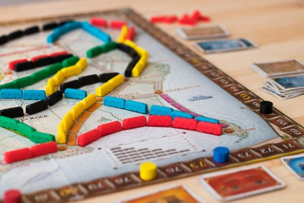 Play Matt: A Ticket to Ride image