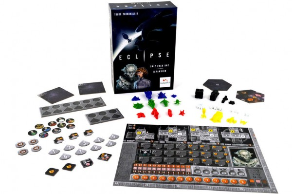 Eclipse Ship Pack Box