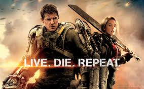 Edge of Tomorrow - Barney's Incorrect Five Second Reviews