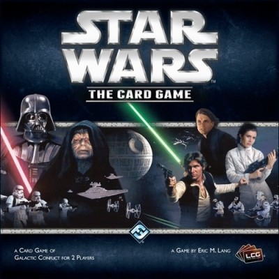 No Disintegrations - Star Wars: The Card Game Review