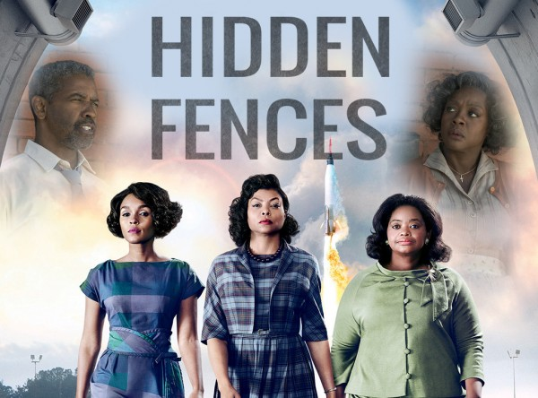Hidden Figures - Barney's Incorrect Five Second Reviews
