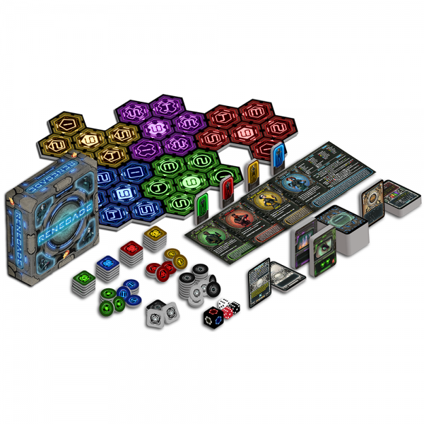 Renegade Board Game Review - There Will Be Games