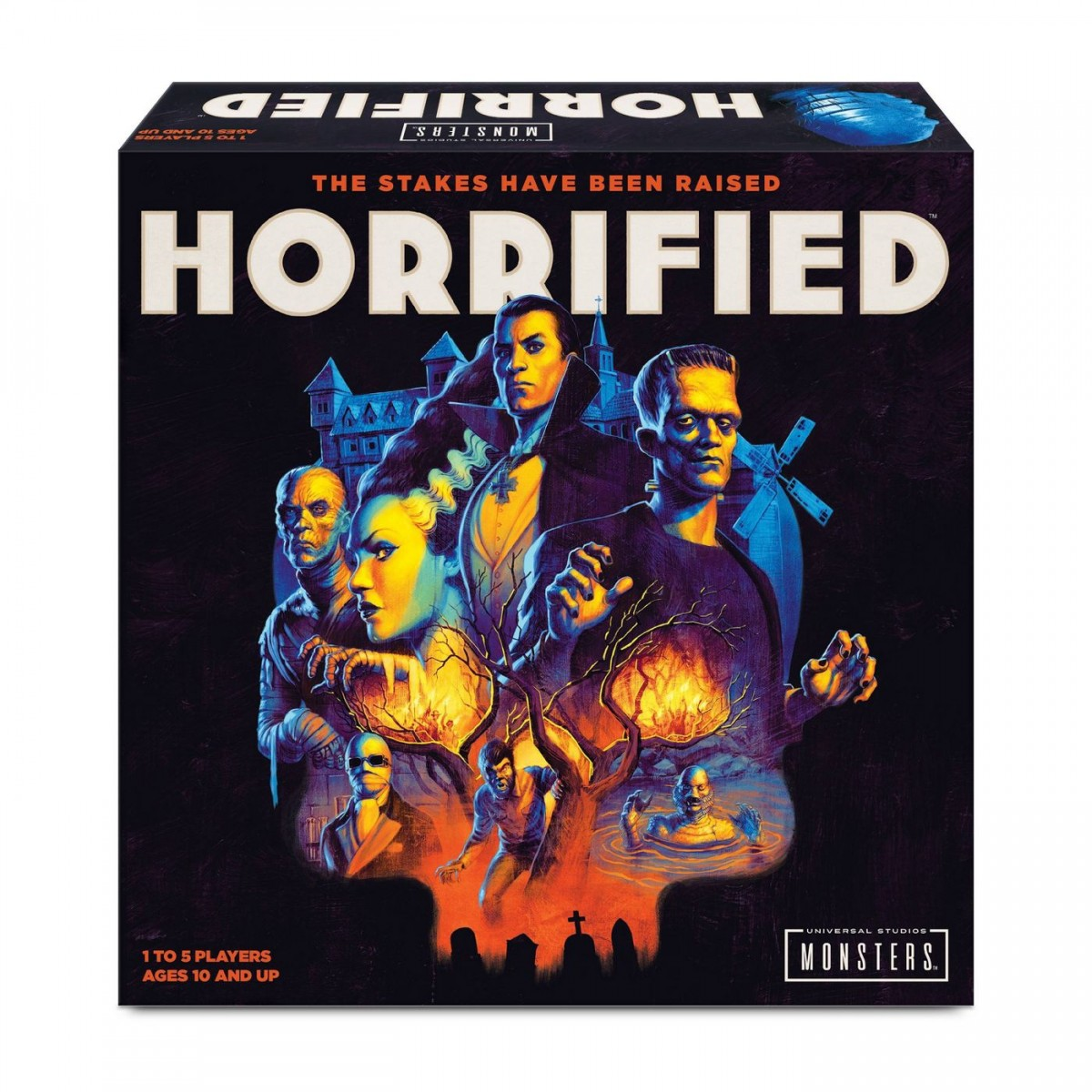 Horrified: Universal Monsters Board Game Review