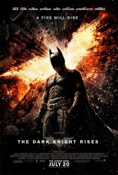 The Dark Knight Rises - Tow Jockey Five Second Review