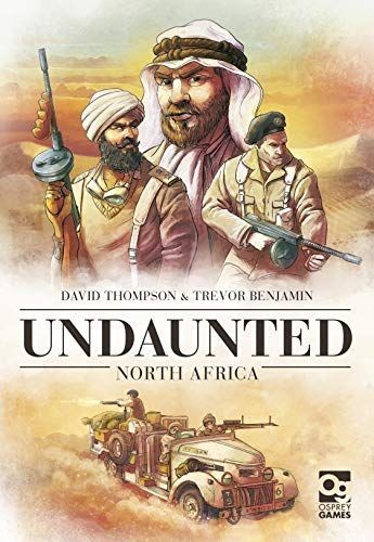 Undaunted North Africa Review
