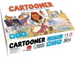 Cartooner: The Fast & Furious Game of Drawing Comics