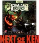 Next of Ken, Volume 29: Entry #2 in Ken B.'s Ameritrash Hall of Fame: Arkham Horror