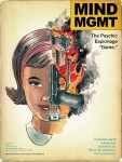 """MIND MGMT: The Psychic Espionage """"Game"""" Giveaway"""