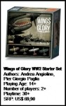 WW2 Wings of Glory Starter Set available in stores starting from March 19th!